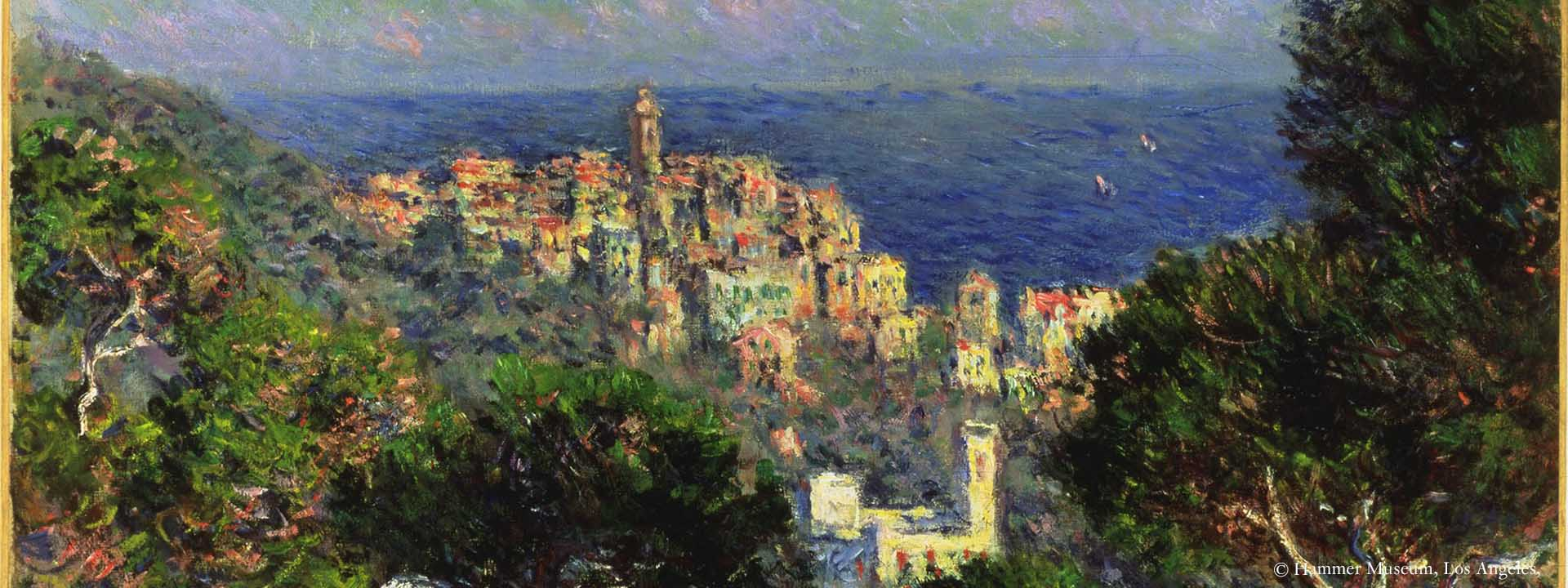 Monet-and-architecture