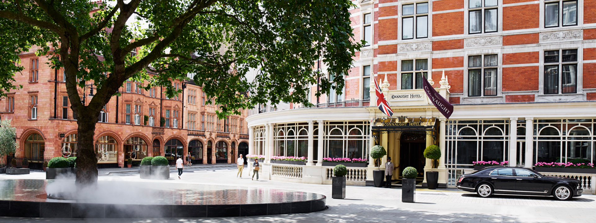 About Us The Connaught