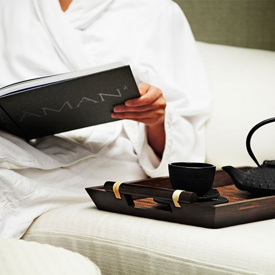 Aman Spa Membership