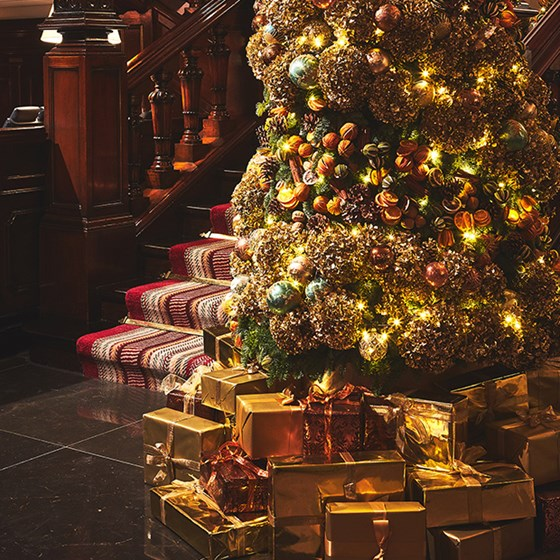 Christmas Pics.Christmas At The Connaught A Magical Christmas In Mayfair