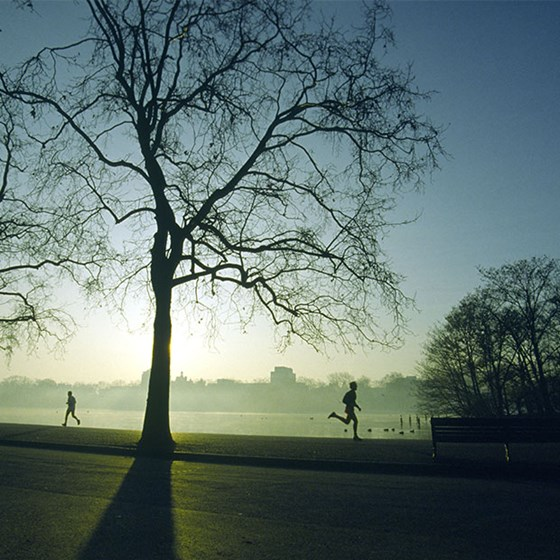 Hyde Park Running Guide