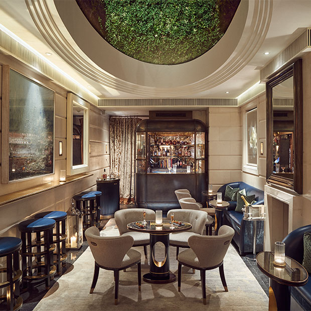 Champagne Room Intimate Champagne Bar In Mayfair The