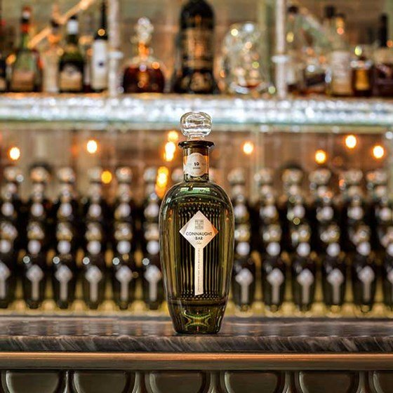 The Connaught bar gin