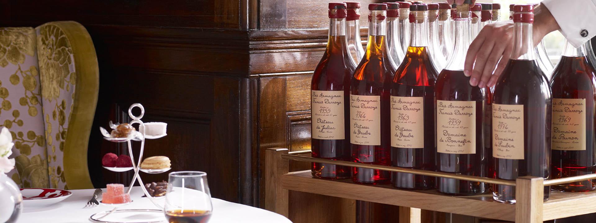 Hélène Darozze vintage wines