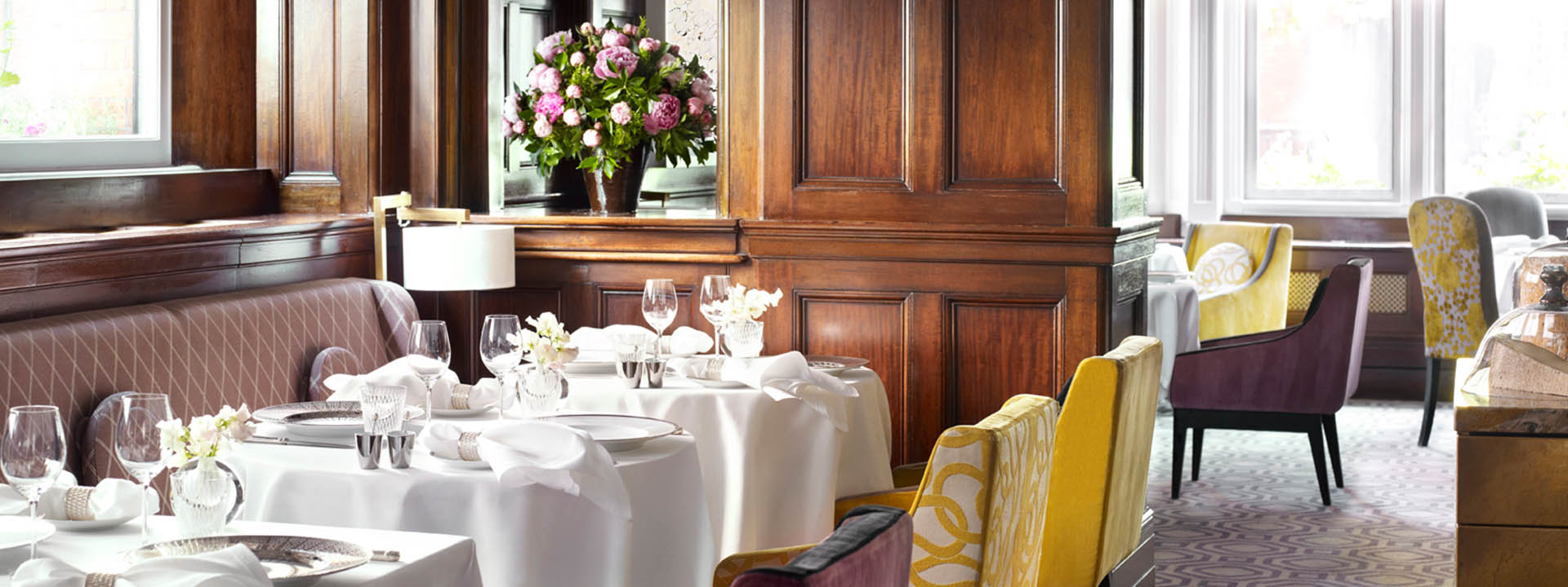 Helene Darroze At The Connaught Two Michelin Star Dining The