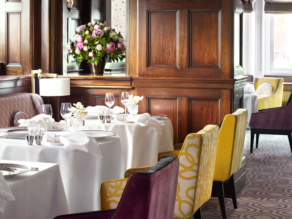 Hélène Darroze at The Connaught: Two Michelin Star Dining in London