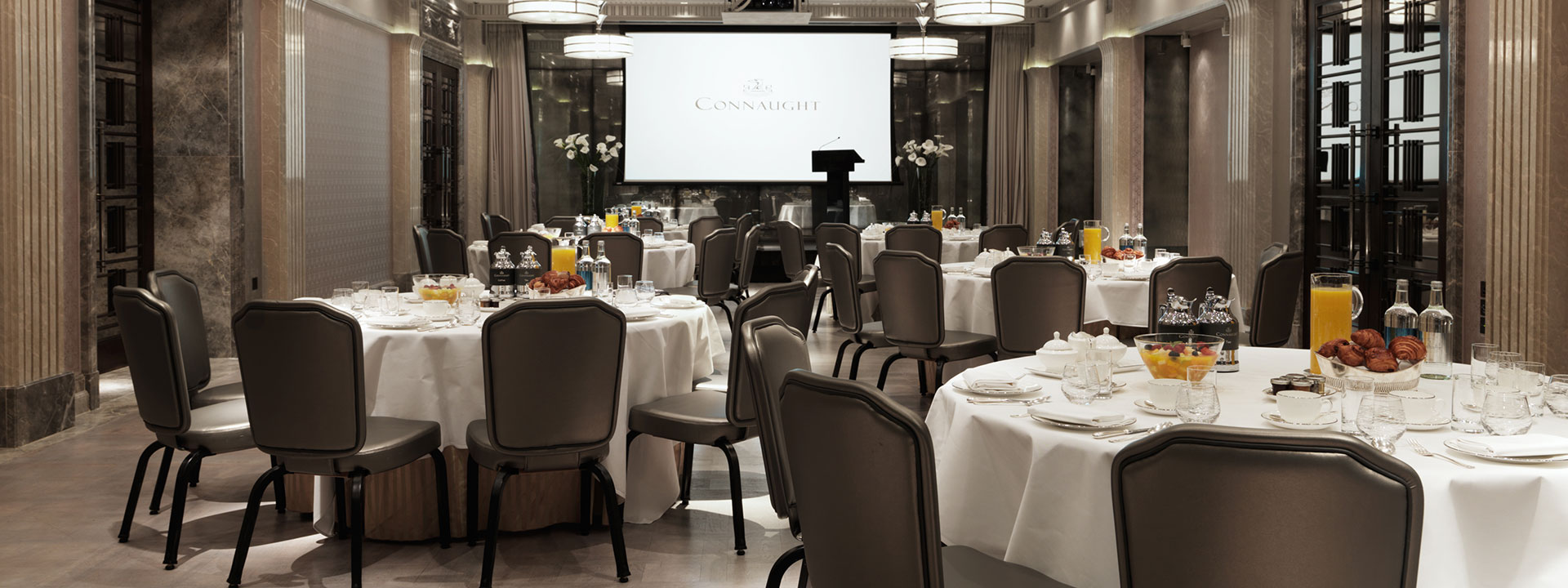 Business events Mayfair room