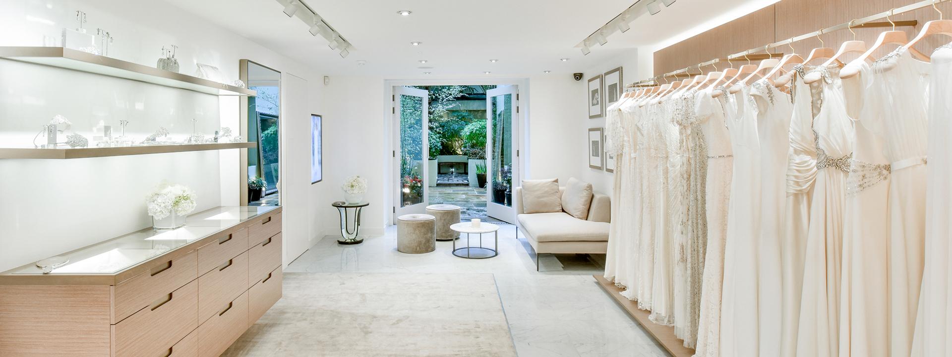 Jenny Packham boutique