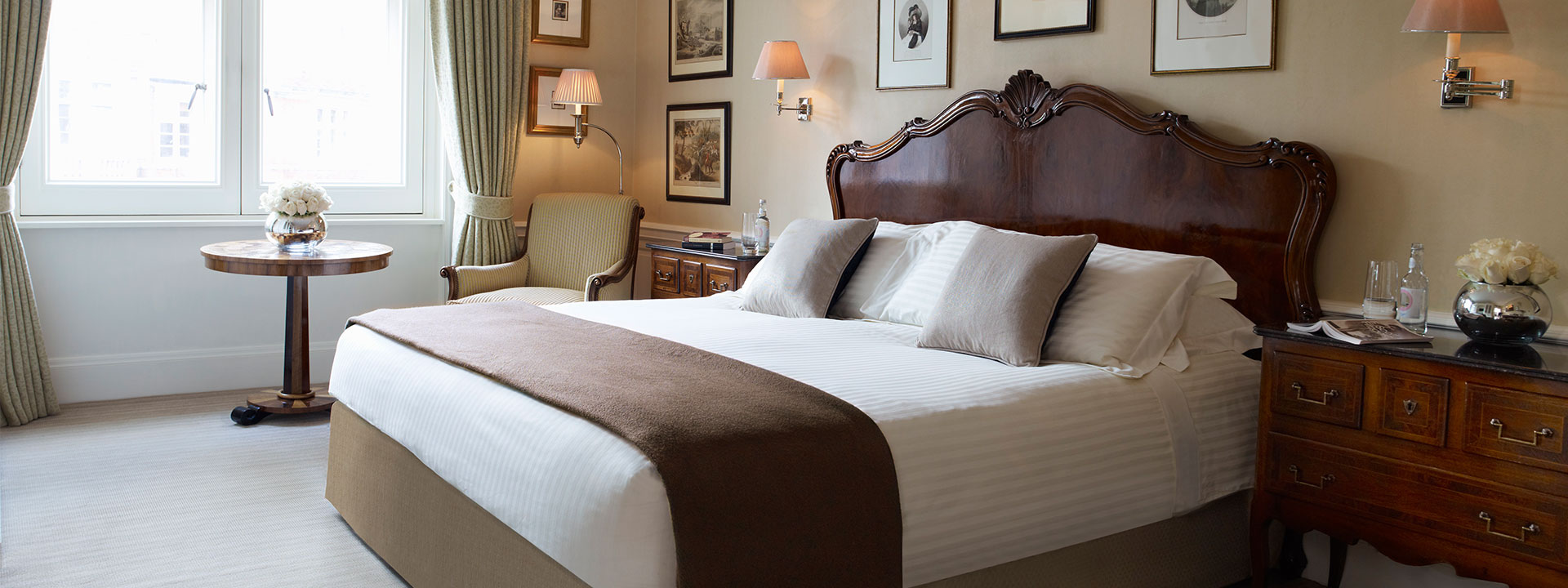 Connaught Suite Bedroom