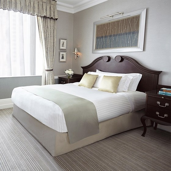 Rooms: Superior Queen Room: Queen Bed, Added Style