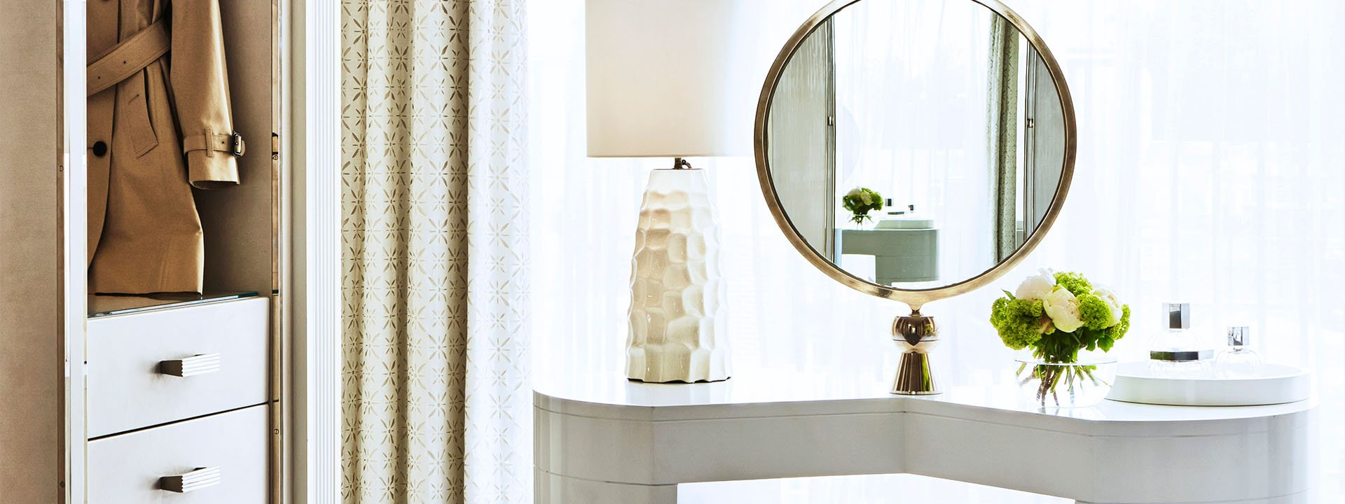 The Apartment dressing table